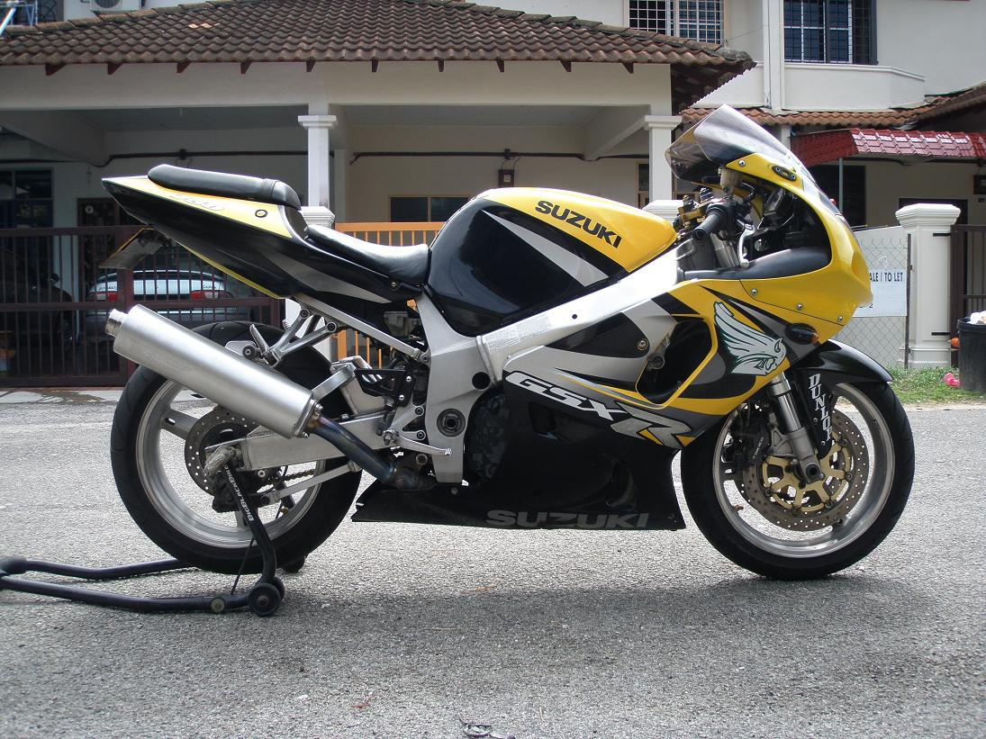 for sale suzuki gsxr 750 k1 mrnetwork. Black Bedroom Furniture Sets. Home Design Ideas