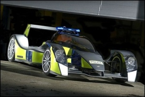 Caparo T1 RRV Police Pursuit Car (UK)