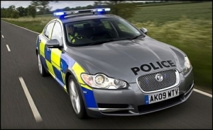 Jaguar XF Police Special (UK)