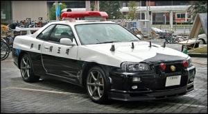 Nissan Skyline R34 GT-R (Jepun)
